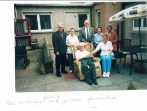 10 New Garden Furniture 2003
