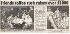 Coffee Morning Nov 2005