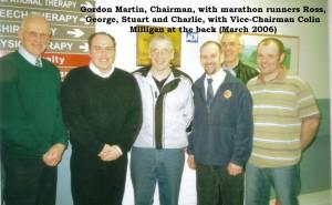 3 Marathon Presentation March 2006
