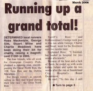 4 Marathon March 2006