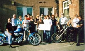 6a Harley Davidsons 2006