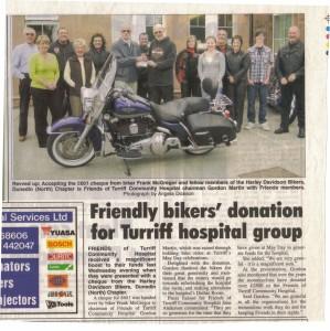 2a Biker Donation May 2008