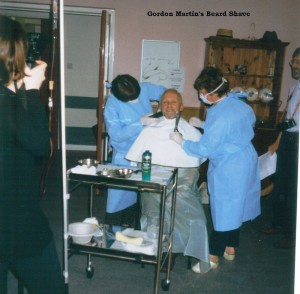 Archive 1997-99  12 Gordons beard Shave
