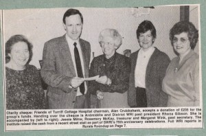 Archive 1997-99  12 SWRI Donation