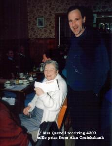 Archive 1997-99  13  Raffle winner