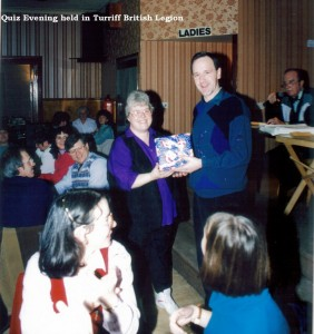 Archive 1997-99  14 British Legion Quiz Evening