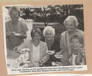 Archive 1997-99  14 Strawberry Fayre Group