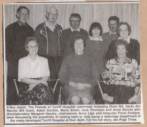 Archive 1997-99  19 X Ray Committee