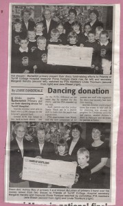 Archive 1997-99  24 Dance Donation
