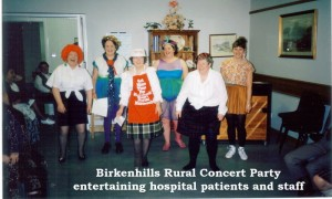 Archive 1997-99  25 Birkenhills Rural Concert Party
