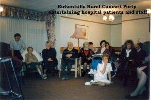 Archive 1997-99  26 Birkenhills Rural Concert Party