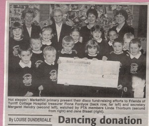 Archive 1997-99  26 Dancing Donors