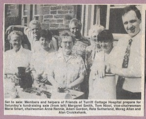Archive 1997-99  39 Fund raising sale