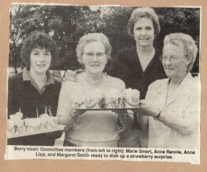 Archive 1997-99  40 Strawberry Fayre Committee