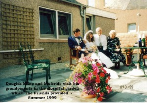 Archive 1997-99  46 Hospital Garden Summer 1999