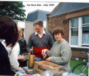 Archive 1997-99  51 Car Boot Sale 1994