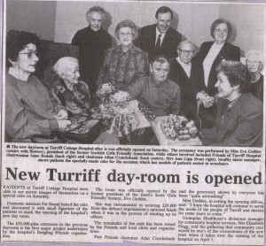 Archive 1997-99  8 Day Room Opening