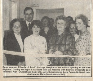 Archive 1997-99  9 DayRoom Official Opening